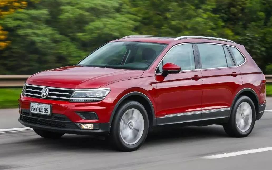 Volkswagen Tiguan com motor 1.4 TSI se despede do mercado brasileiro