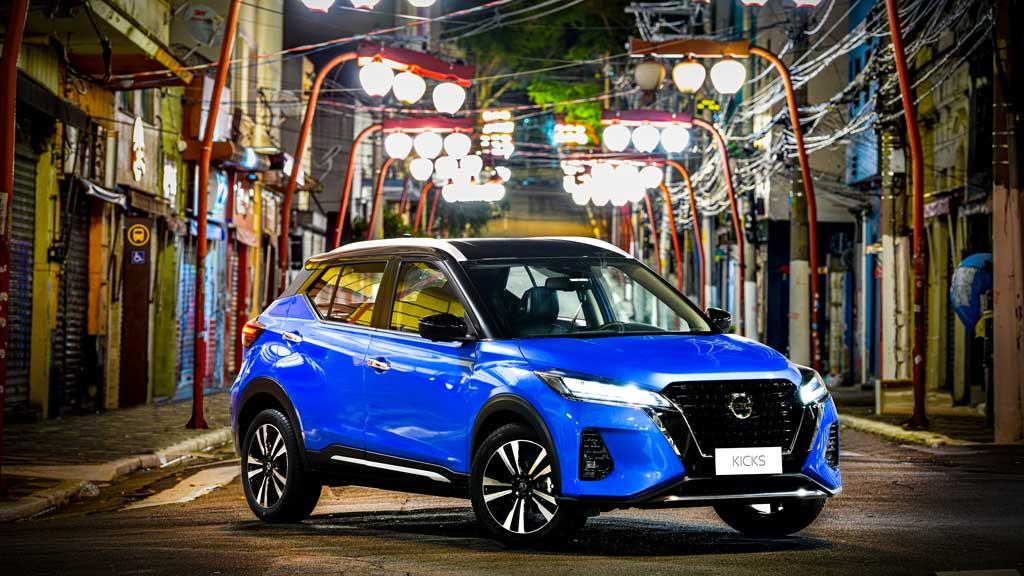 Novo Nissan Kicks 2022 é lançado a partir de R$ 90.390 com condições especiais para PcD