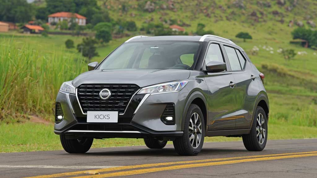 Novo Nissan Kicks 1.6 Sense 2022: preço, fotos, equipamentos e mais