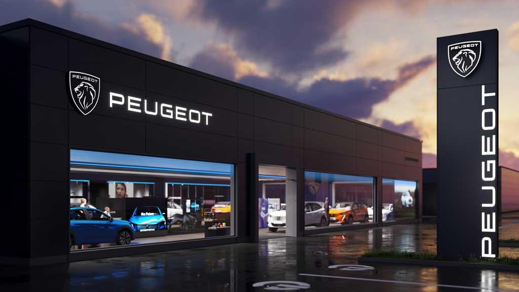 Peugeot ganha novo logotipo buscando nova posição no mercado